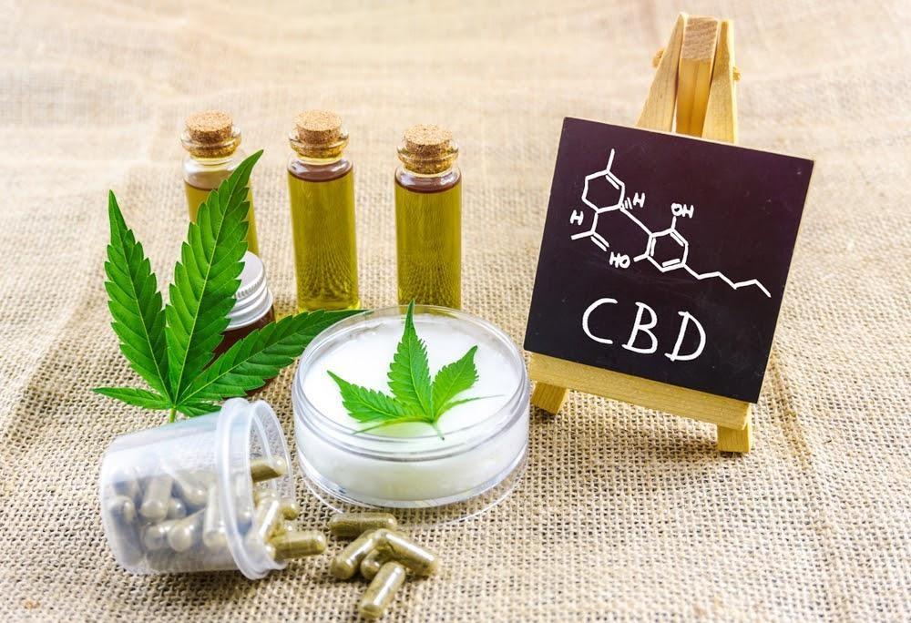4 Surprising Benefits of CBD