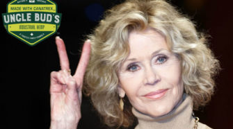 Academy Award-Winning Actress, Jane Fonda, Endorses Uncle Bud's Hemp CBD Products