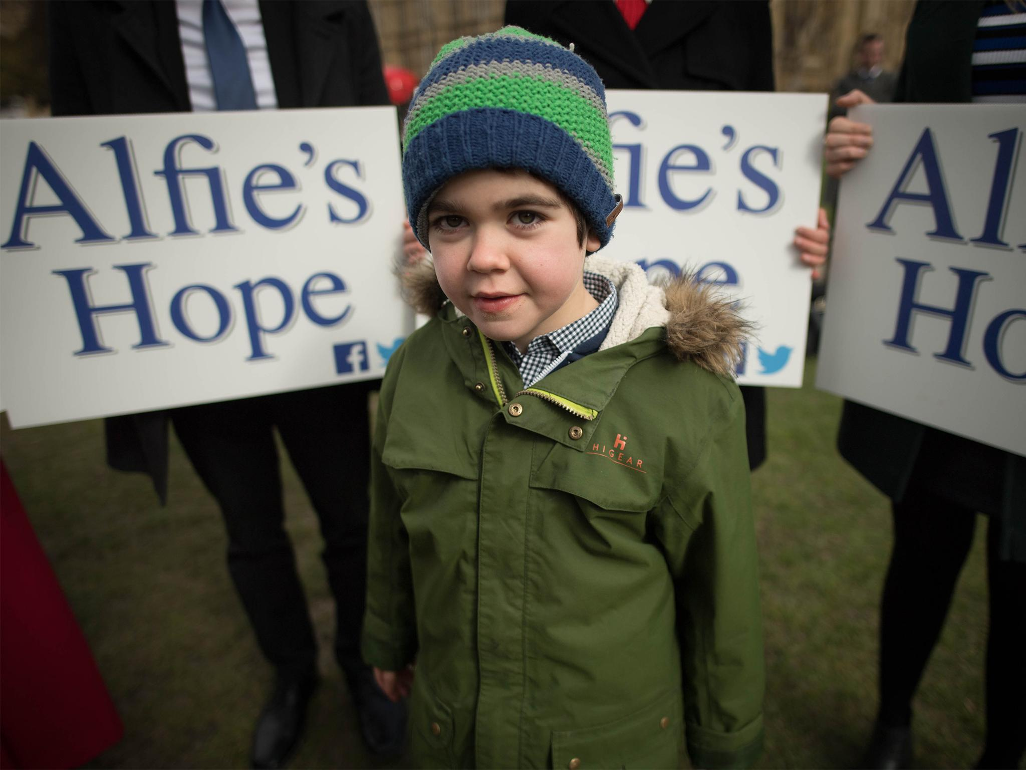Alfie Dingley leading a 'normal, happy' life thanks to medical cannabis treatment