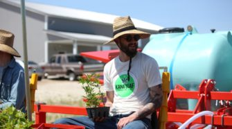 Always Sunny Hemp Farm puts first plants in Reno County - Butler County Times Gazette