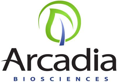 Arcadia Biosciences Logo (PRNewsfoto/Arcadia Biosciences, Inc.)