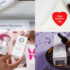 A composite image showing four of our picks for Best CBD Valentine