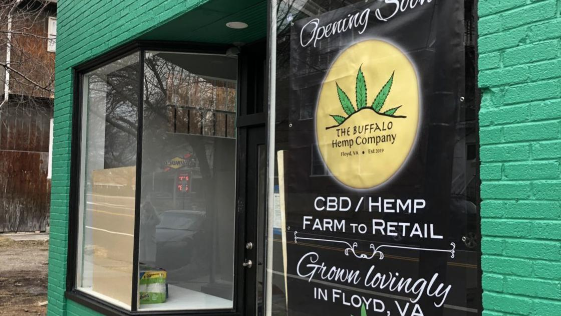 Business Intel: Floyd hemp company plans retail store in Wasena - Roanoke Times
