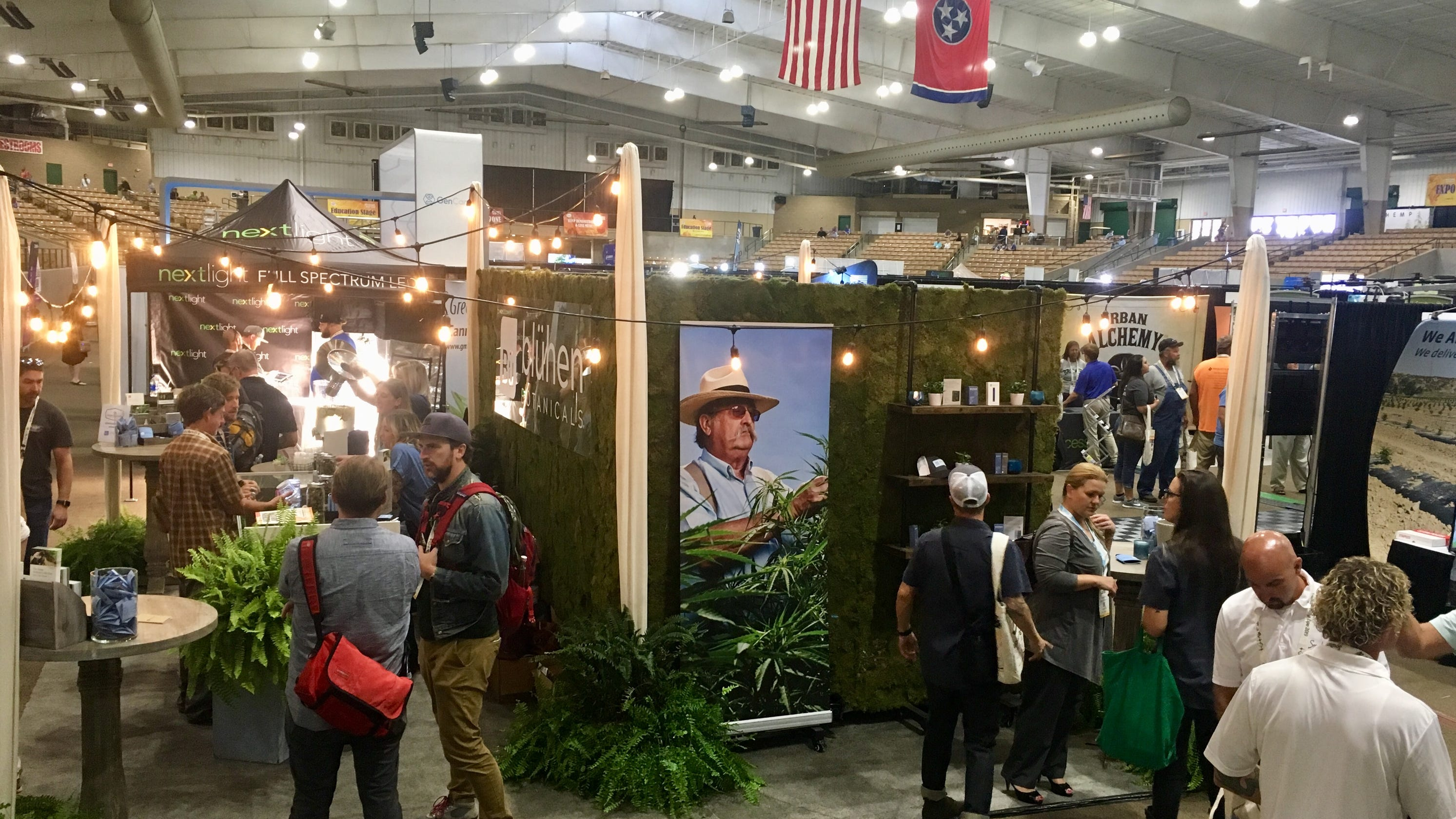 Franklin hosts second Southern Hemp Expo - The Tennessean
