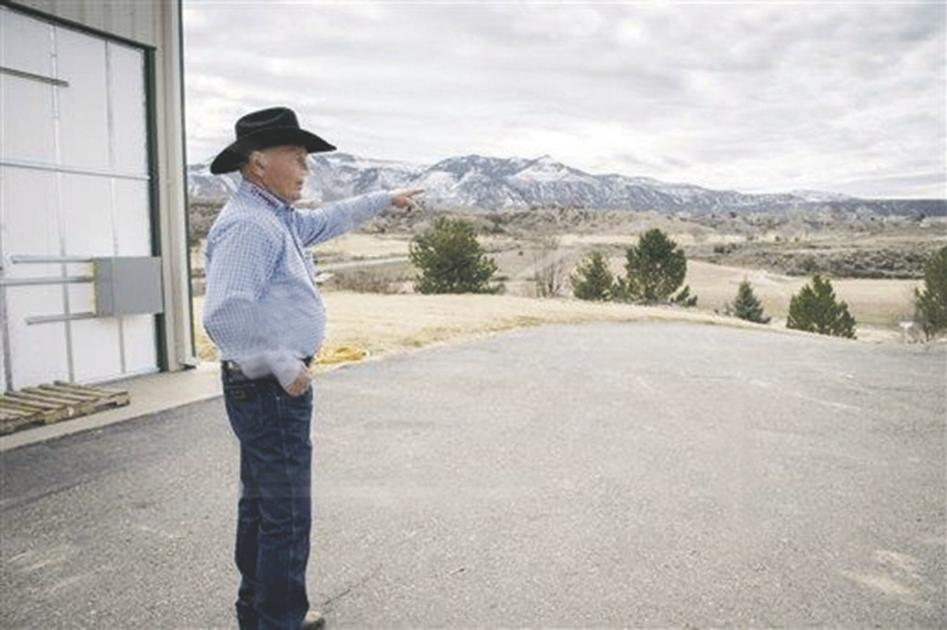 From horse to hemp: Rancher eyes second calling - Post Register