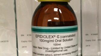 GW Pharmaceuticals Epidiolex