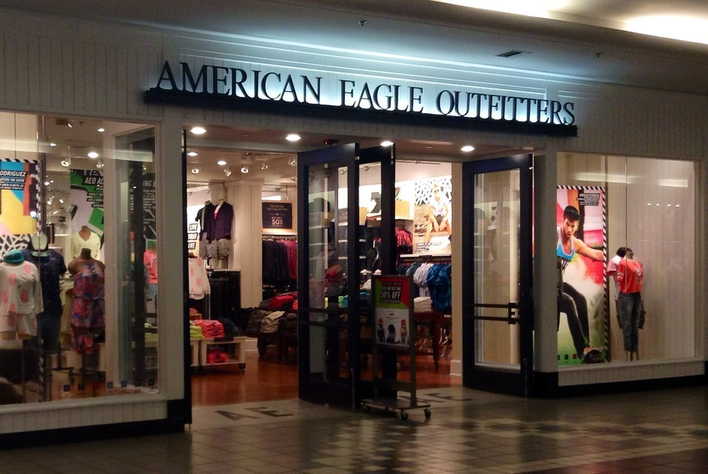 American Eagle Outfitters to Sell CBD Products from Green Growth Brands Inc