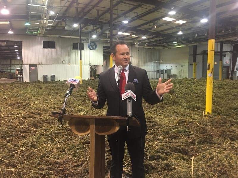 Hemp Company Vertical Celebrates Opening Of CBD Facility In West Kentucky