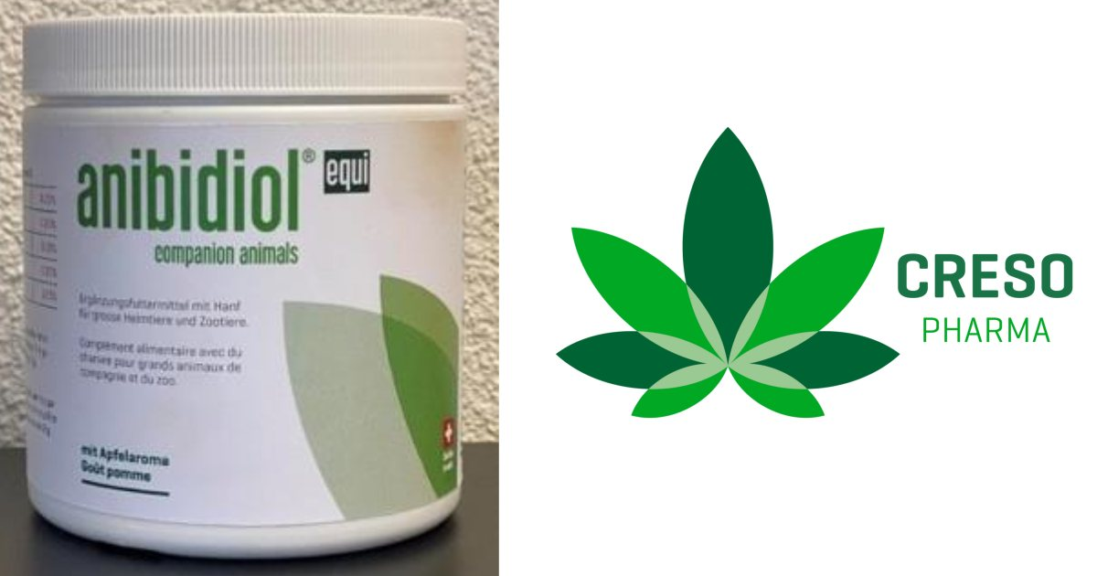 Creso Pharma - Hemp for horses