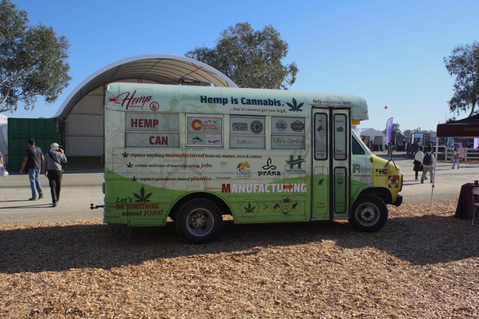 Hemp a primary theme during 53rd Annual World Ag Expo - The Bakersfield Californian