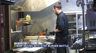 Hemp moves into DTSF Burger Battle - KSFY