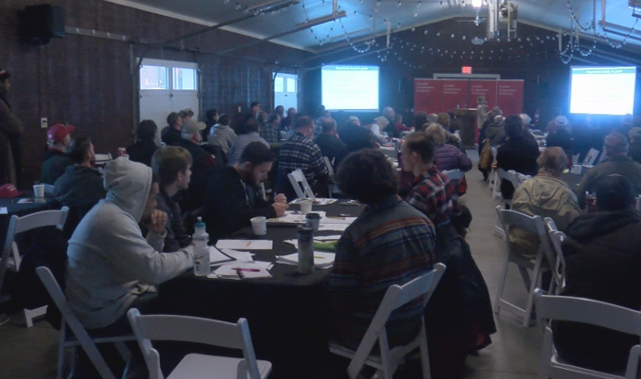 Hemp producers' conference brings professionals to Binghamton - WBNG-TV