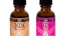 Dixie Botanicals® Dew Drops CBD Oil Tinctures in New Strawberry and Tangerine Flavors