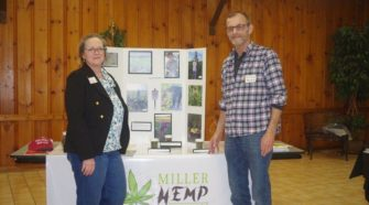 Highs and lows of growing hemp - Niagara Gazette