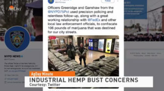 Industrial hemp bust concerns and more - FOX 25/48 - WiProud.com