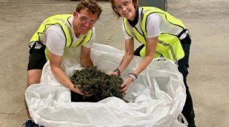 Industrial hemp company opens in Newton - The Garden City Telegram