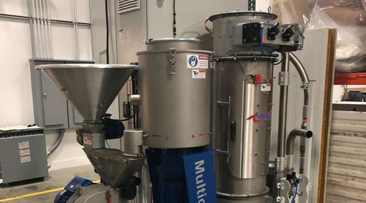 Kan. company first to bring commercial hemp seed milling machine to the US - hays Post