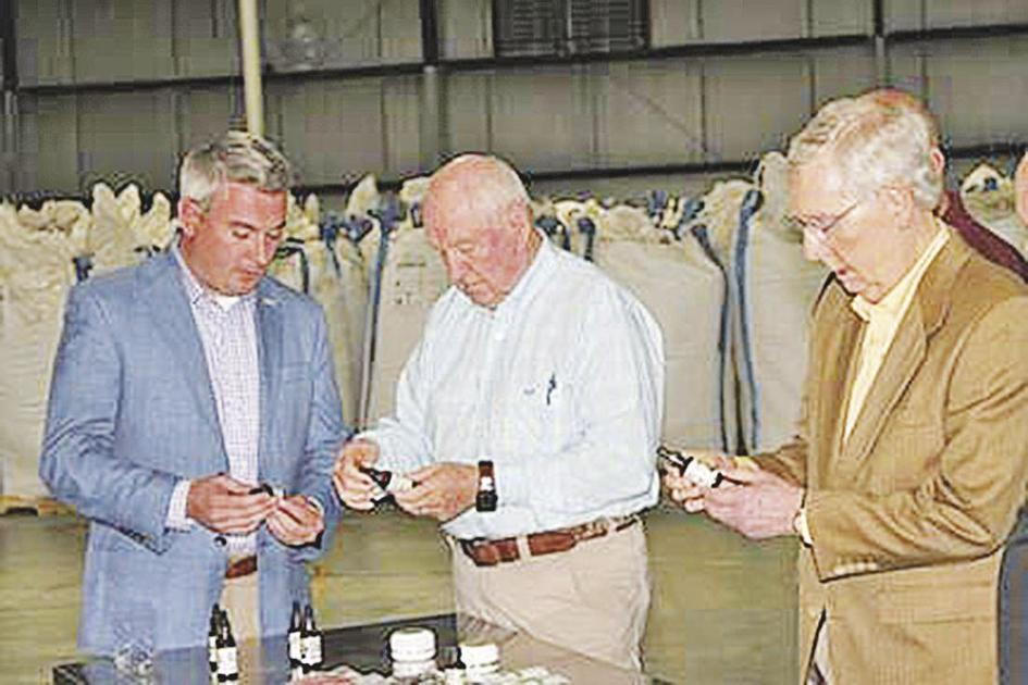 Kentucky leads with industrial hemp   Agriculture - Murray Ledger and Times
