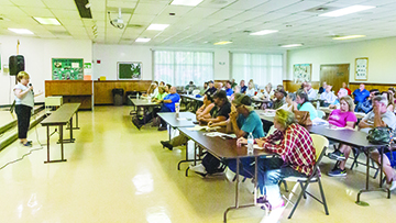 Local residents eager to learn of hemp as cash crop - Palatka Daily News