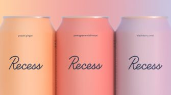 Meet Recess: The sparkling, millennial, CBD beverage in a pastel can - Business Insider