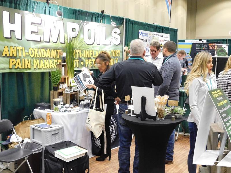 Michigan hemp industry meeting setting stage for 2020 crop - Michigan Radio