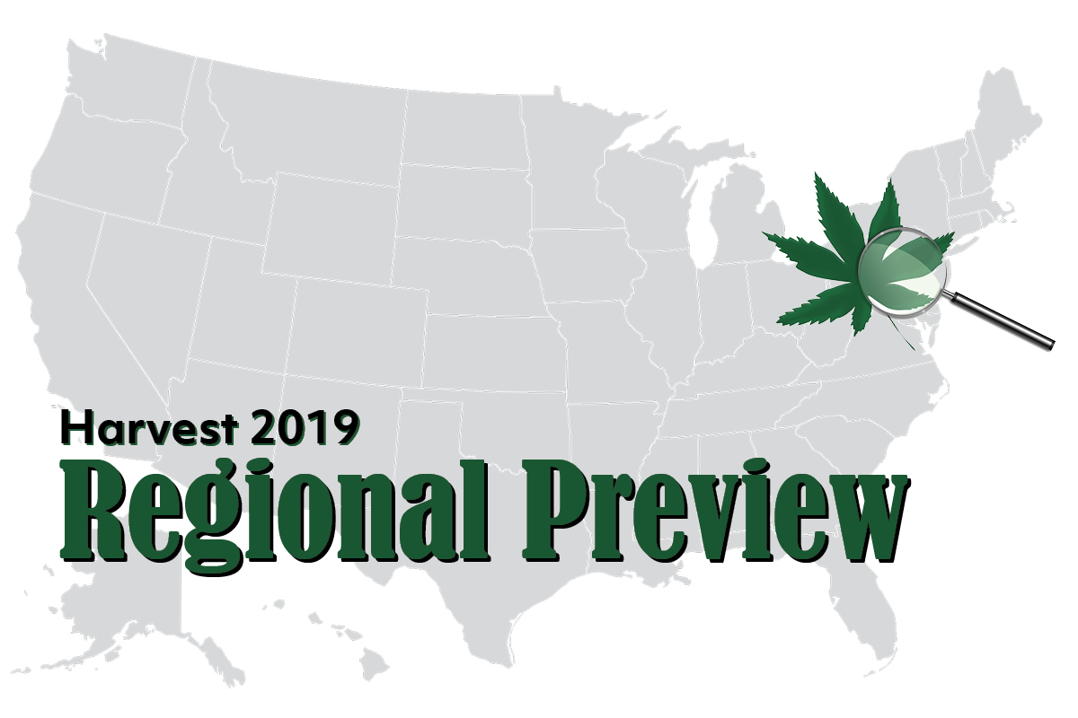 Mid-Atlantic harvest preview: 75% of Pennsylvania CBD producers lack purchase contracts - Hemp Industry Daily