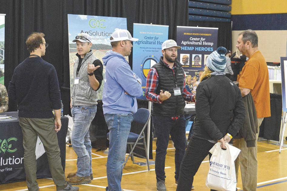 Murray State hosts hemp conference and tradeshow | Local News - Murray Ledger and Times