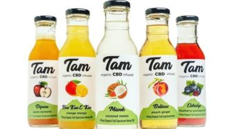 New Tam Beverages Full Spectrum Hemp Juices to Launch with Organic CBD Infusions