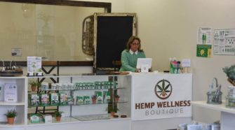 New store for hemp products opens in Danville - GoDanRiver.com