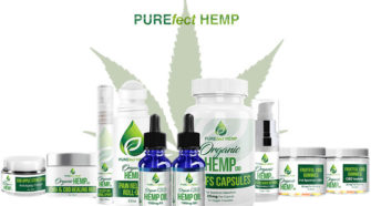 PUREfect Hemp: Organic Full Spectrum CBD Hemp Oil Products