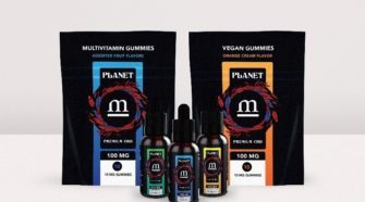 Planet 13 National Launch of Planet M CBD Brand