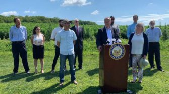 Schumer says Hemp Industries in CNY having Difficutly Securing Capital - WAER