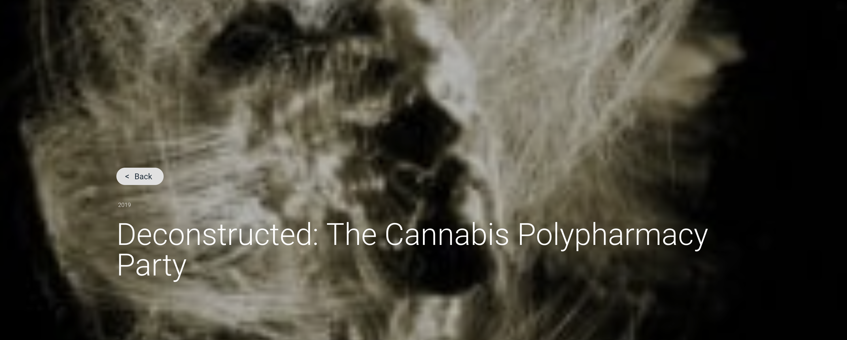 CannaTech: Sydney–World's Top Medical Cannabis Scientists