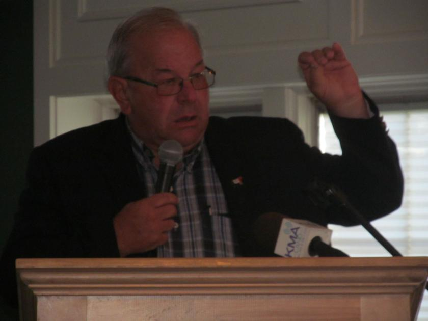 Shipley gives insight on hemp bill's passing | News - KMAland