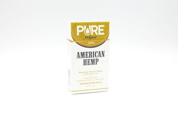 SinglePoint Launches Pure American Hemp™ Cigarettes; Catching Fire at NACS - Yahoo Finance