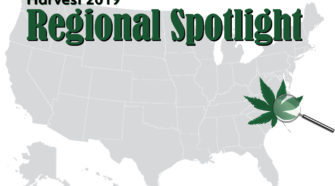 Southeast harvest preview: 98% of North Carolina and Virginia farmers planted hemp for CBD production - Hemp Industry Daily