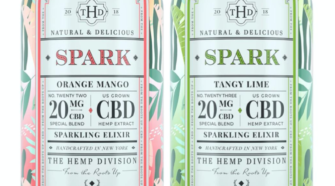 Start Summer with a Spark: The Hemp Division Releases New CBD Sparkling Elixir - PR Web