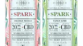 Start Summer with a Spark: The Hemp Division Releases New CBD Sparkling Elixir - PR Web