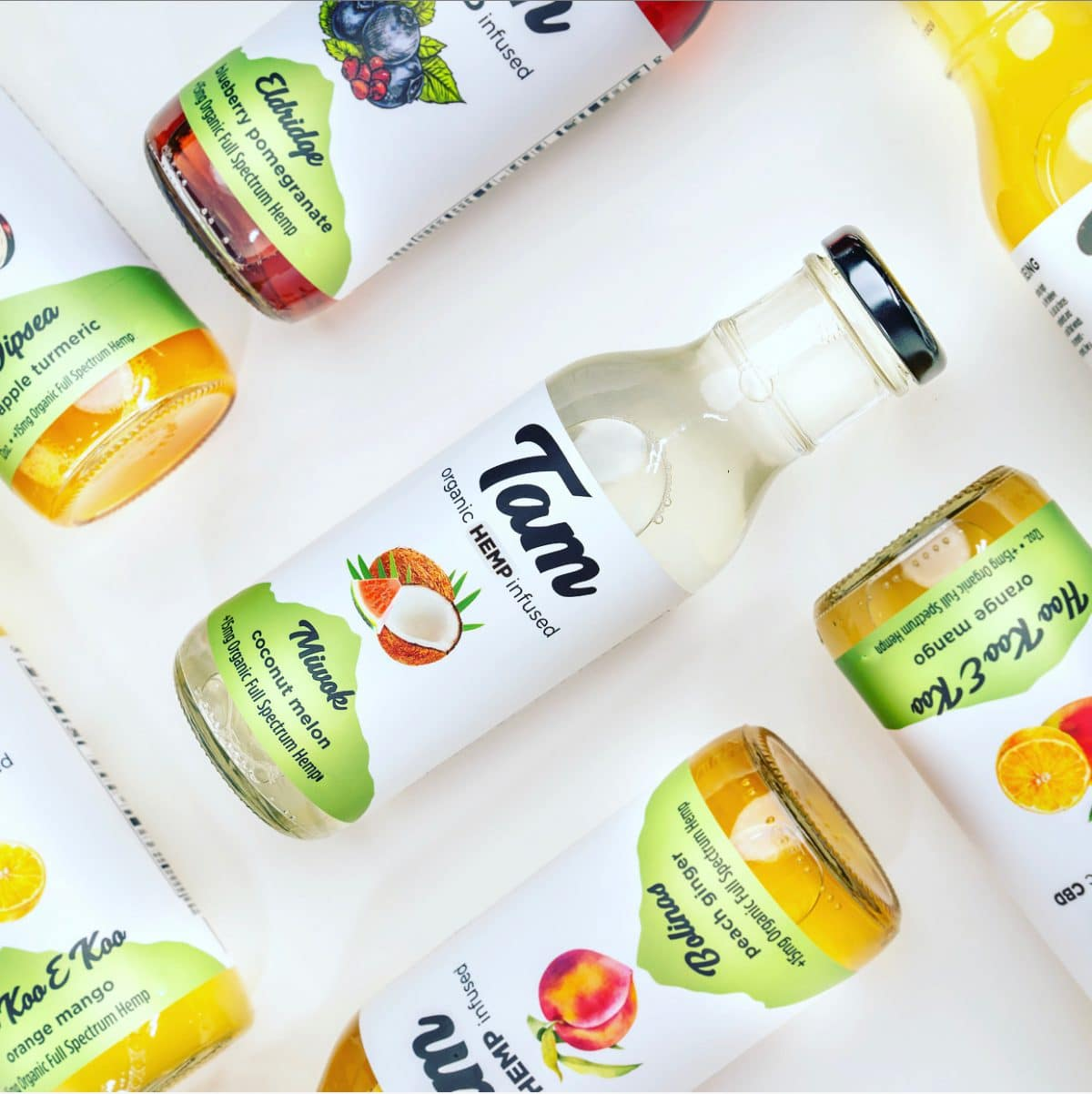 Tam Beverages Plans Summertime Market Expansion for Full Spectrum Hemp Juices - BevNET.com