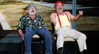 The Unlikely Nostalgia of Cheech and Chong