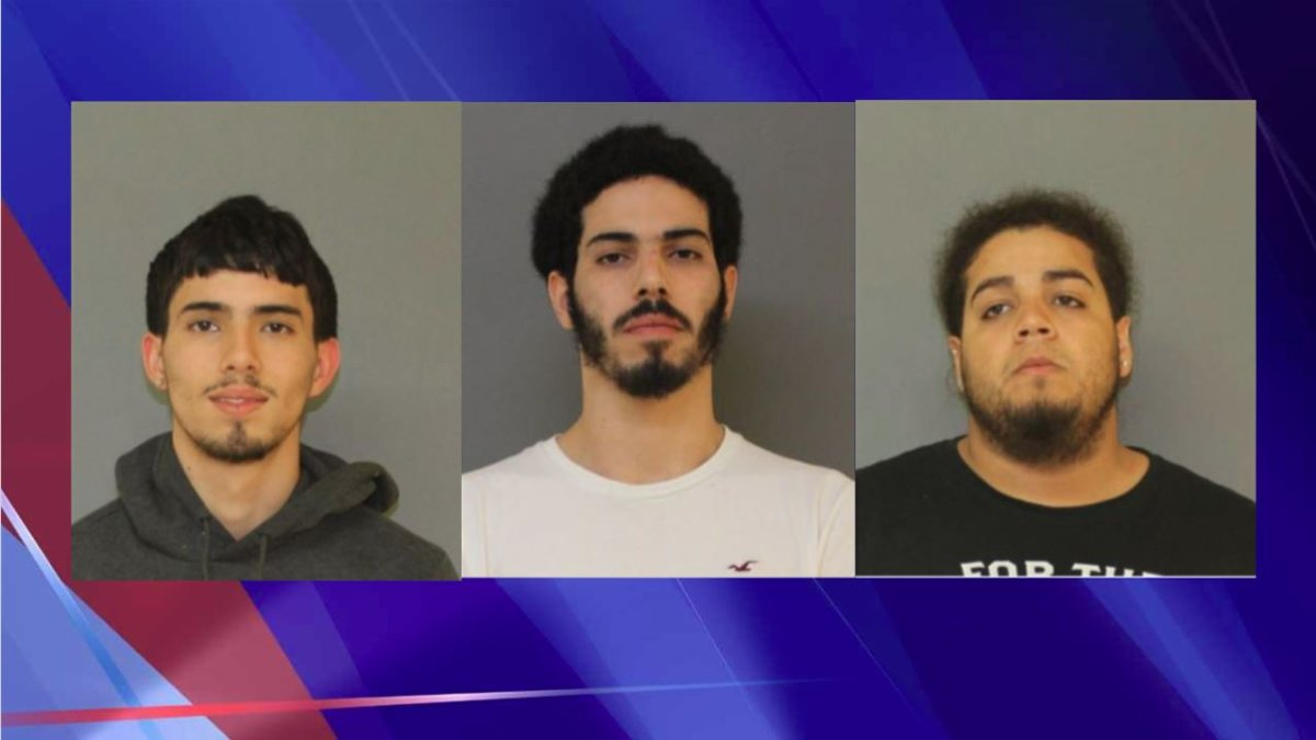 Three men, one juvenile arrested after stealing hemp plants in Simsbury - FOX61 Hartford