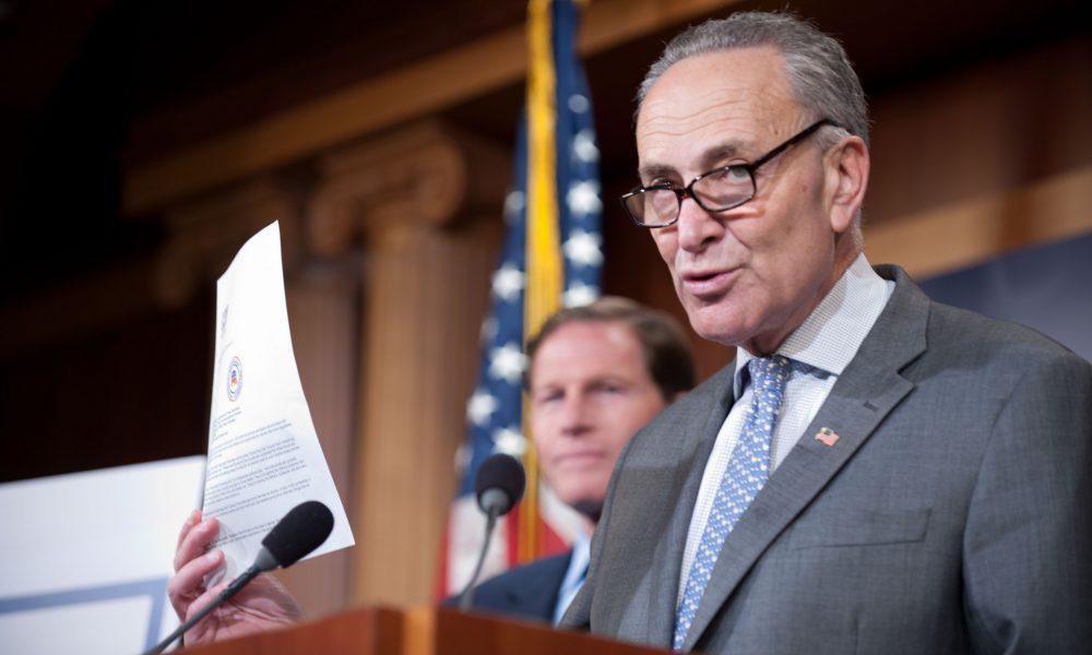 Top Senate Democrat Chuck Schumer Calls For Extended Hemp Regulations Comment Period - Marijuana Moment