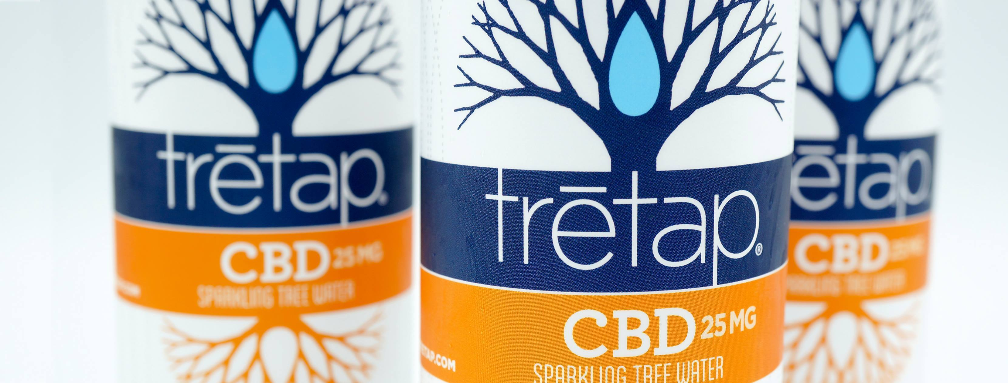 TreTap CBD Infused Maple Water