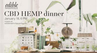 Upcoming Dinner to Showcase CBD and Hemp Products - Nashville Scene