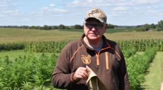 Walz dons 'chief hemp inspector' title, boosts budding industry - Southernminn.com
