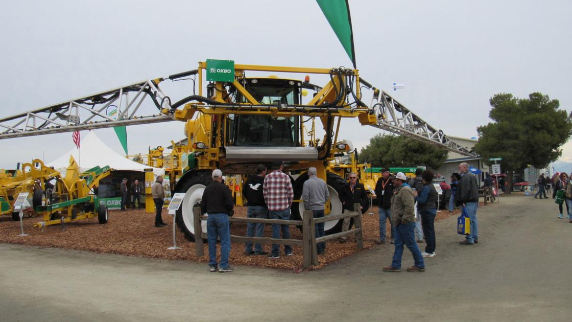 World Ag Expo to highlight hemp - Hanford Sentinel
