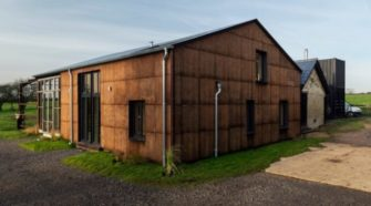 Zero-carbon home uses hemp fiber for innovative design - Inhabitat
