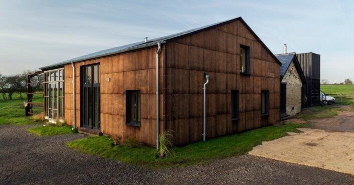 Zero-carbon home uses hemp fiber for innovative design - Inhabitat